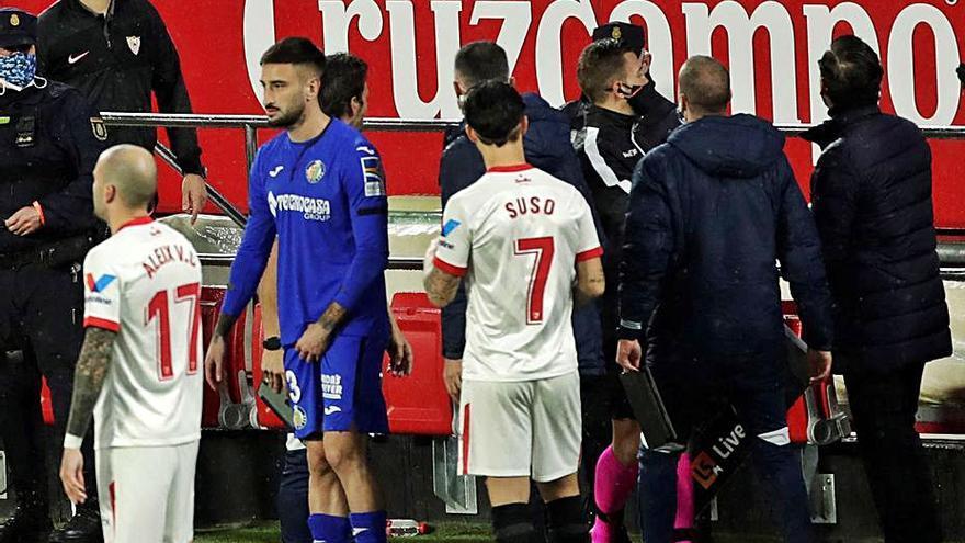 El Sevilla hace valer su mayor pegada