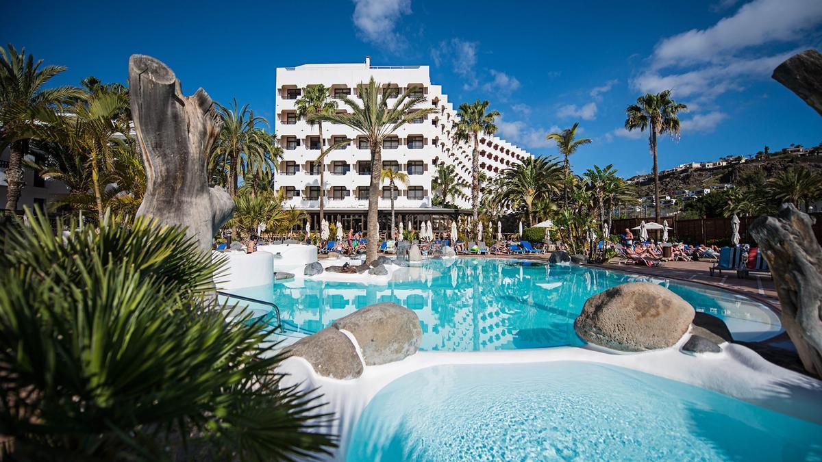 Hotel Corallium Beach de Lopesan.