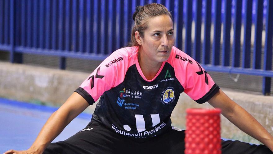 Virginia Fernández: «Hay que tener muchísima confianza en el grupo»