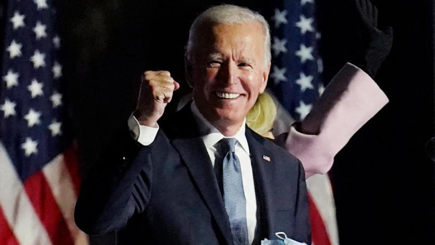 Arizona y Wisconsin certifican la victoria de Biden