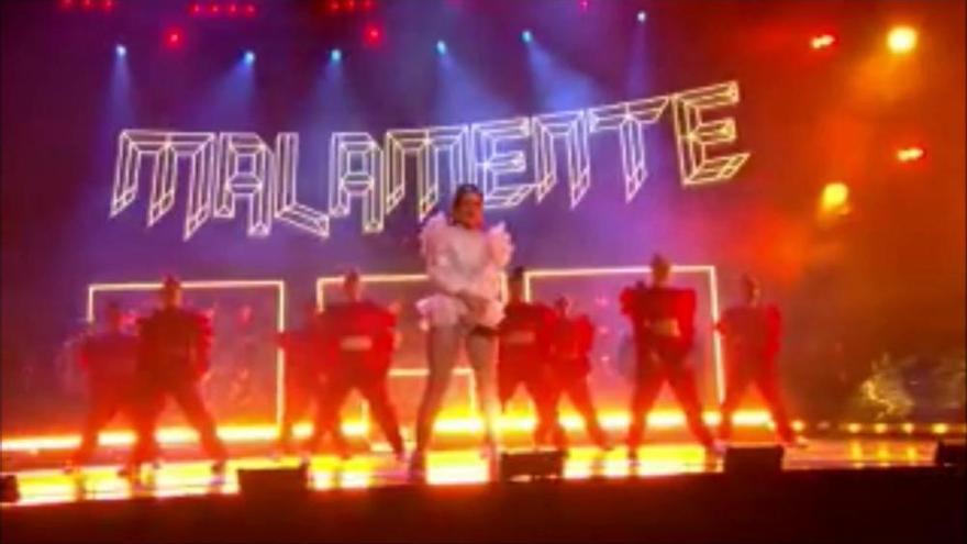 Rosalía triomfa als Grammy Llatins amb dos premis per «Malamente»