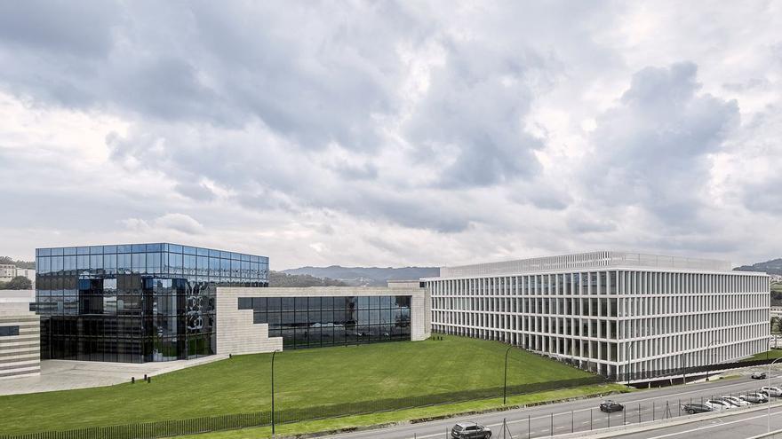 Inditex invierte 130 millones en renovar su sede central en Arteixo