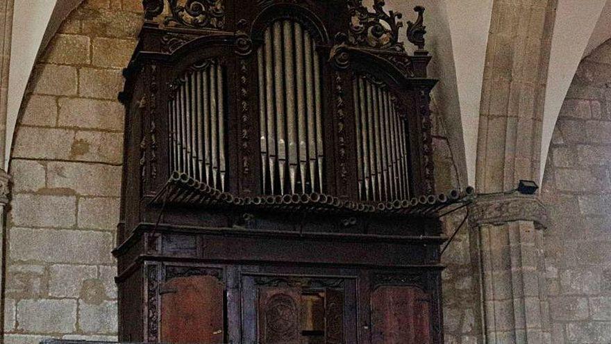 Un concierto, clave en colecta de dinero para el órgano de Fermoselle