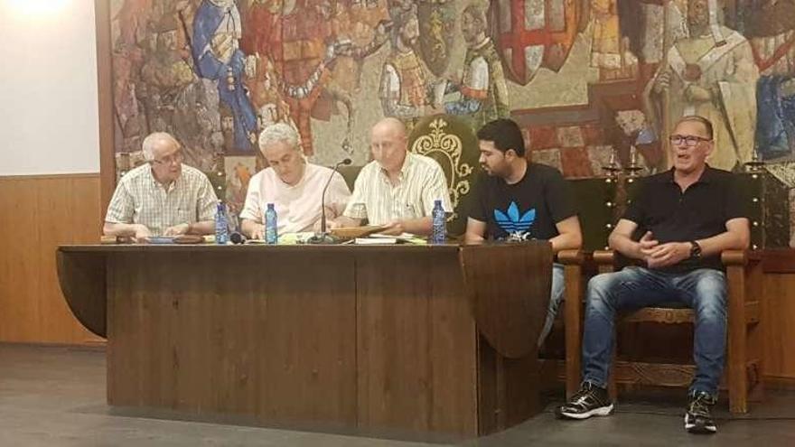 Pedro Gallego toma las riendas del CD Benavente