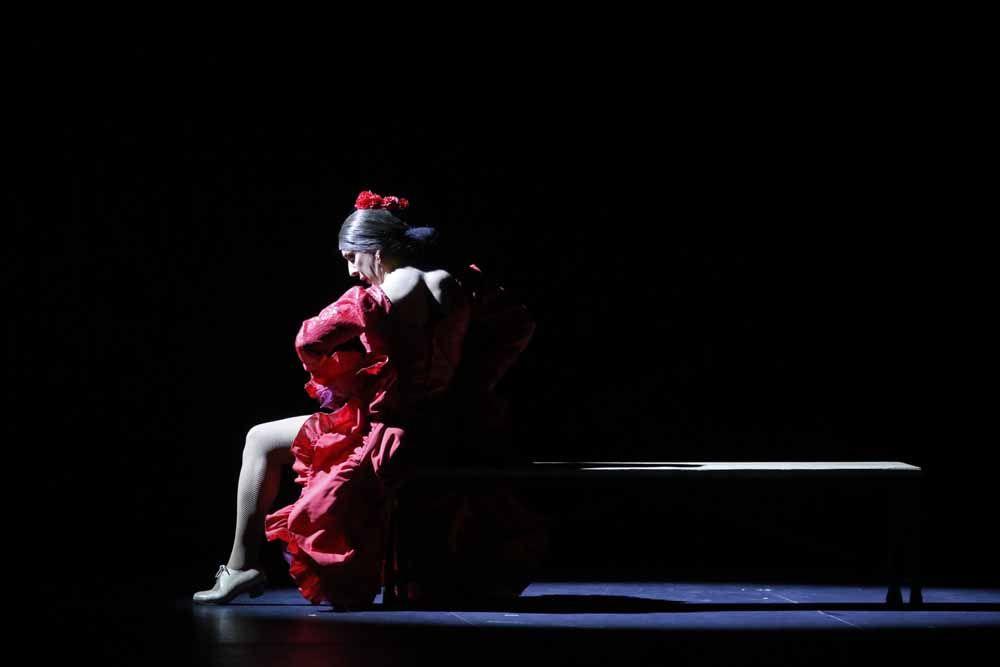 Ballet flamenco de Manuel Liñán