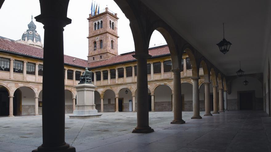 Nueva lista de notas de corte: el doble grado de Matemáticas y Física reina en la Universidad de Oviedo