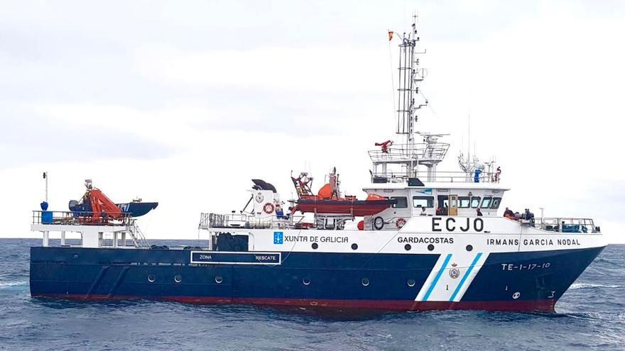 Mar adjudica a la viguesa Point Medioambiente el suministro de combustible a los barcos de Gardacostas