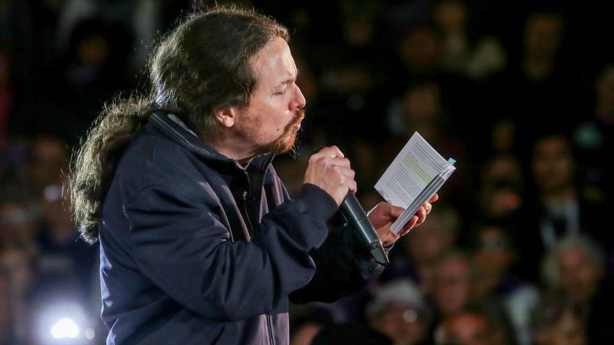 Descubre cuál es el programa electoral de Unidas Podemos.