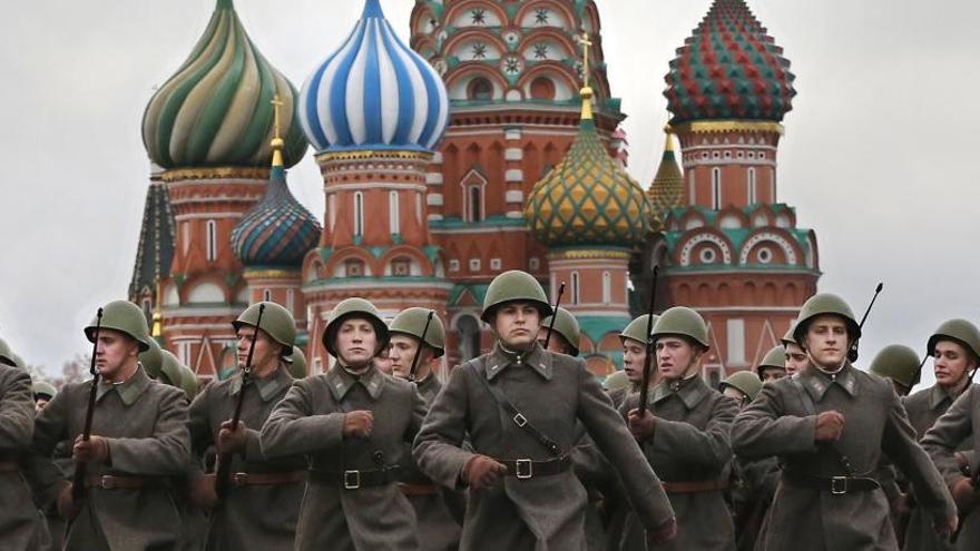 Rusia da la espalda al centenario de la Revolución