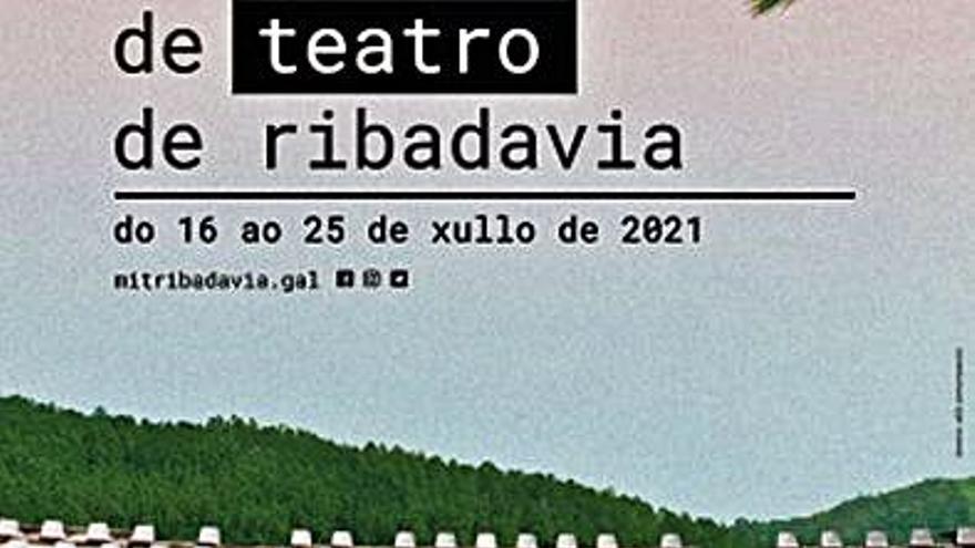La Mostra Internacional de Teatro de Ribadavia presume de imagen