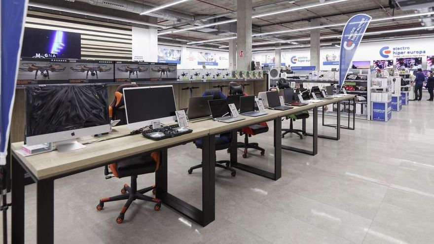 Electro Híper Europa ofrece un 20% de descuento en miles de productos