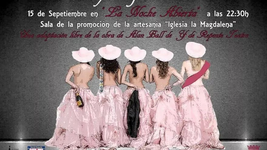 Cinco mujeres y un solo vestido
