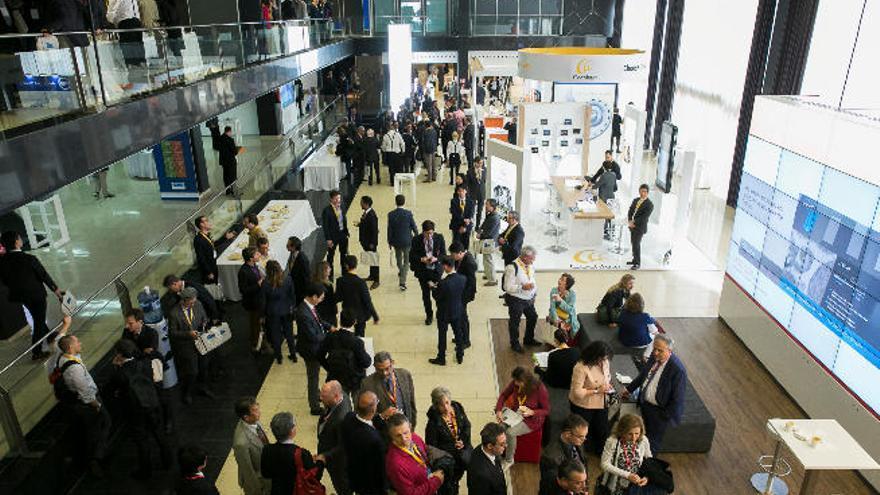 La esperada caída de visitantes revitaliza la apuesta por el turismo de congresos
