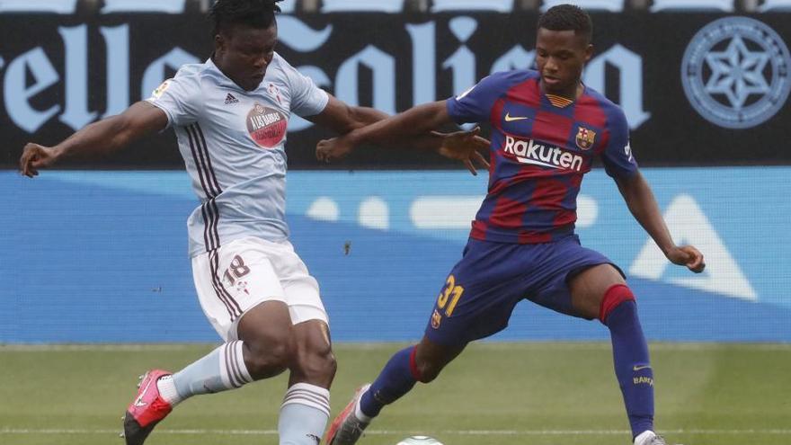 LaLiga Santander: Celta de Vigo - FC Barcelona