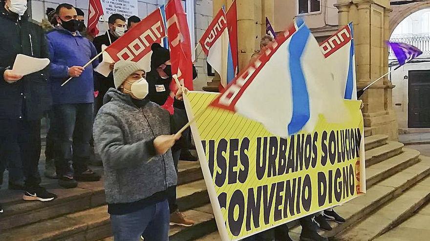 Ourense, los buses que vienen: wifi, videovigilancia y conexión para móviles