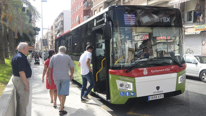 Comienza el plazo para solicitar el Bus Lliure en Elche
