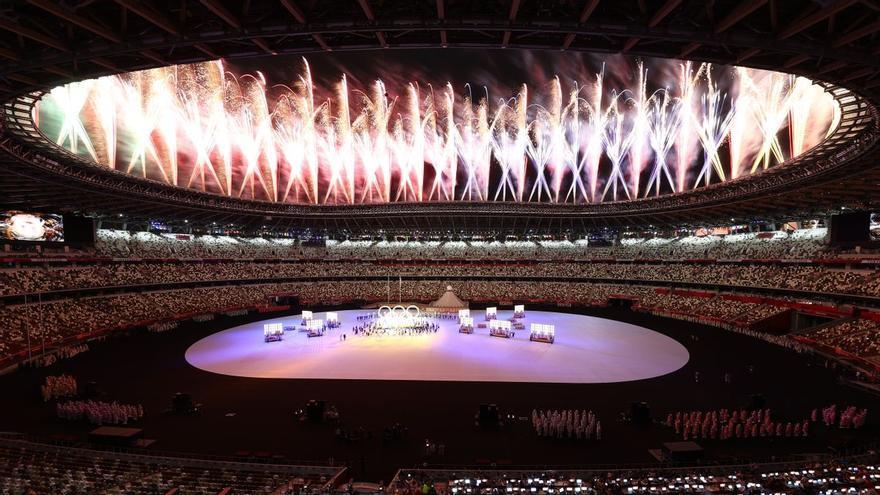 Comencen els Jocs de Tòquio sense públic a les grades