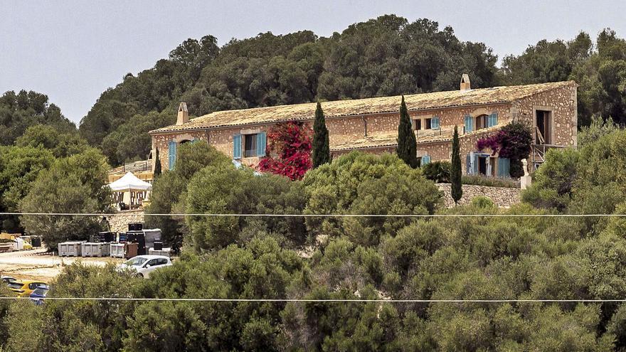 'Love Island' regresa a Mallorca: arrancan los preparativos del rodaje en la casa de Sant Llorenç