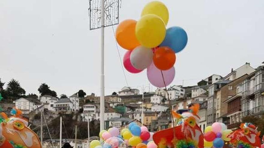 El Carnaval, fiesta de decibelios en Luarca