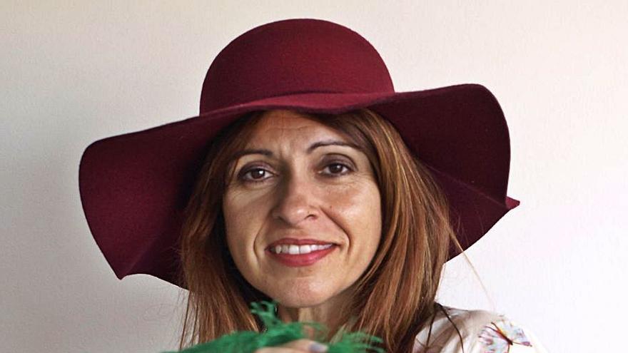 """Rosa Valle vuelve a la poesía: """"Nunca he querido hacer versos apocalípticos"""""""