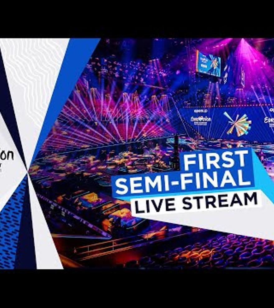 Sigue en directo la primera semifinal de Eurovisión 2021