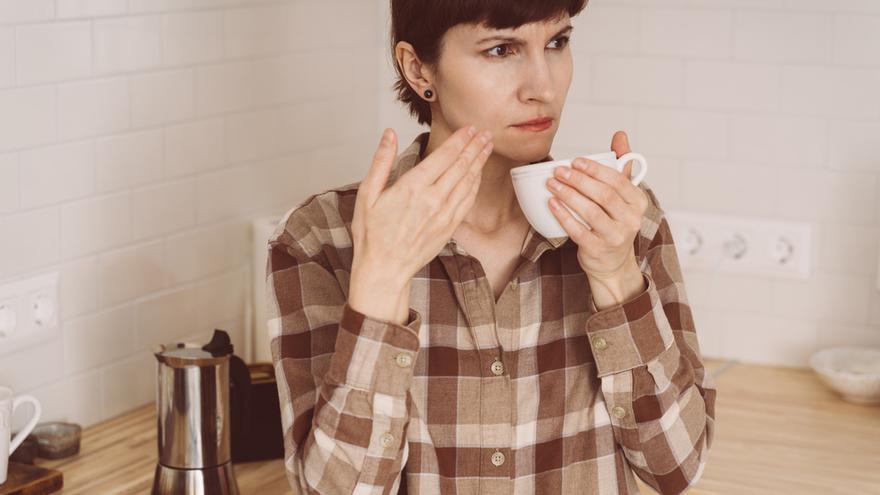 La pérdida del sentido del olfato y el gusto puede durar hasta 5 meses