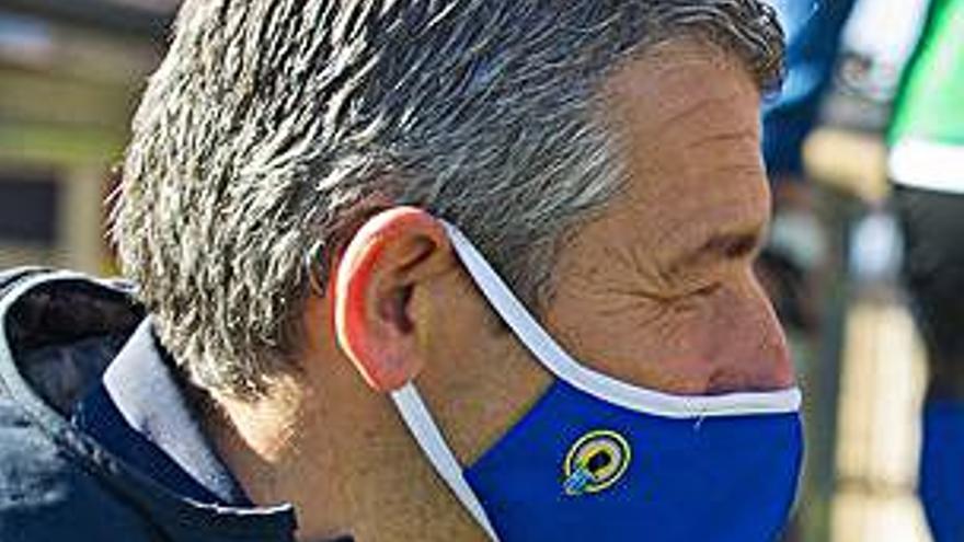 David Cubillo: «Me marcho contento, apenas hemos sufrido»