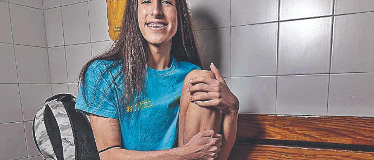 "Omaira Perdomo Ramírez: ""Mis logros son por ser deportista, no porque sea transexual"""