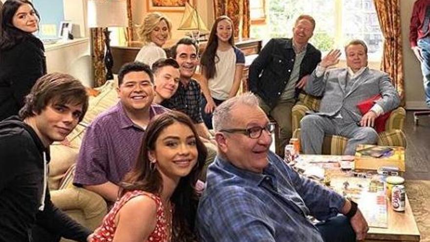 Los protagonistas de 'Modern Family' se despiden para siempre