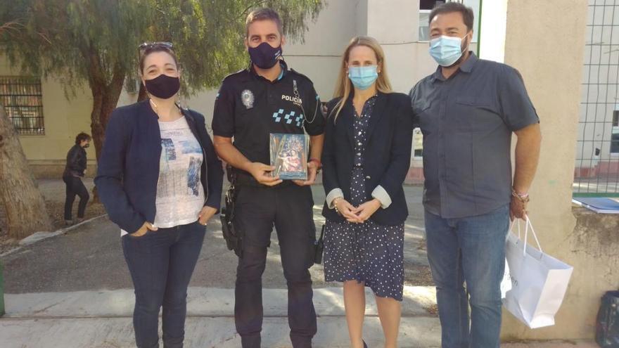 El Centro de Día entrega los premios a los 'Héroes cehegineros de la pandemia'