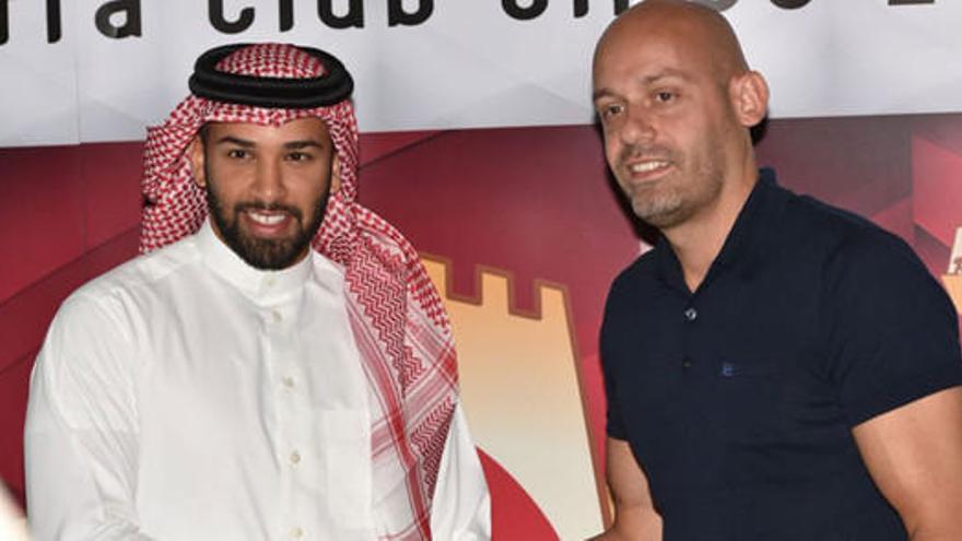 El exgrana Pedro Gómez Carmona, nuevo entrenador del Al Wasl de Emiratos Árabes