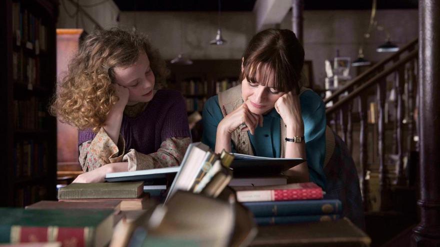 Projecten el film 'La Librería' d'Isabel Coixet a Castelló
