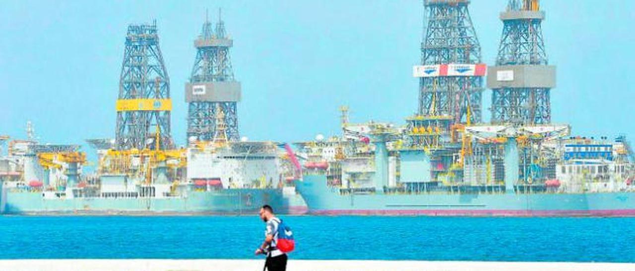 Quiebra la petrolera Valaris, dueña de ocho buques perforadores en el Puerto