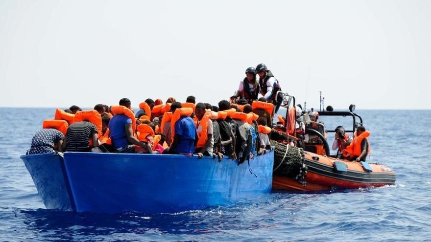 Catalunya acollirà els 60 migrants que rebrà Espanya de l'Aquarius