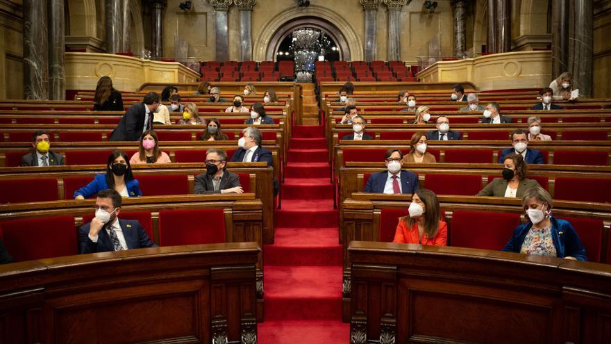 El Parlament deja finalmente a Vox sin senador autonómico