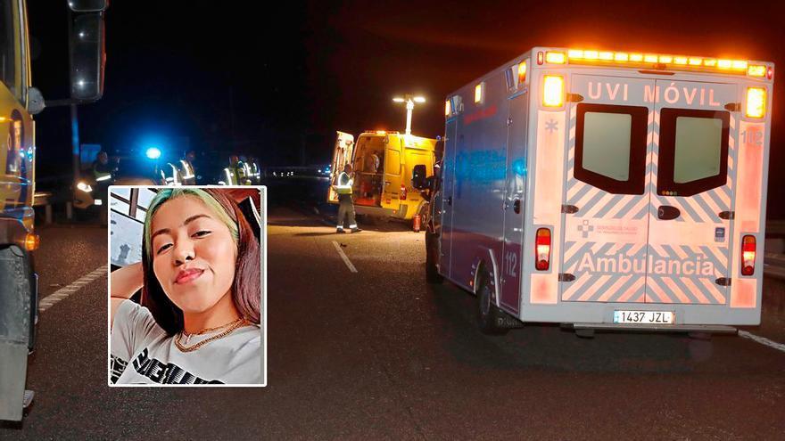 """La familia de Marleny, la joven fallecida en el accidente de Villaviciosa: """"Le iban a dar la tarjeta de residencia ahora en noviembre"""""""