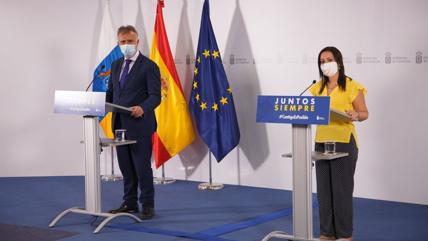 Castilla informa de los resultados de la videoconferencia con representantes de TUI