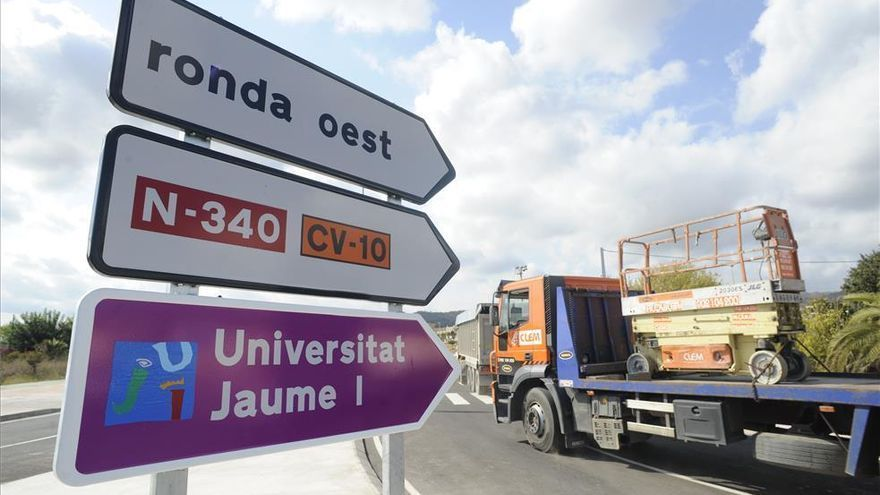 Los nuevos límites de velocidad también afectan a las rondas de circunvalación de Castelló