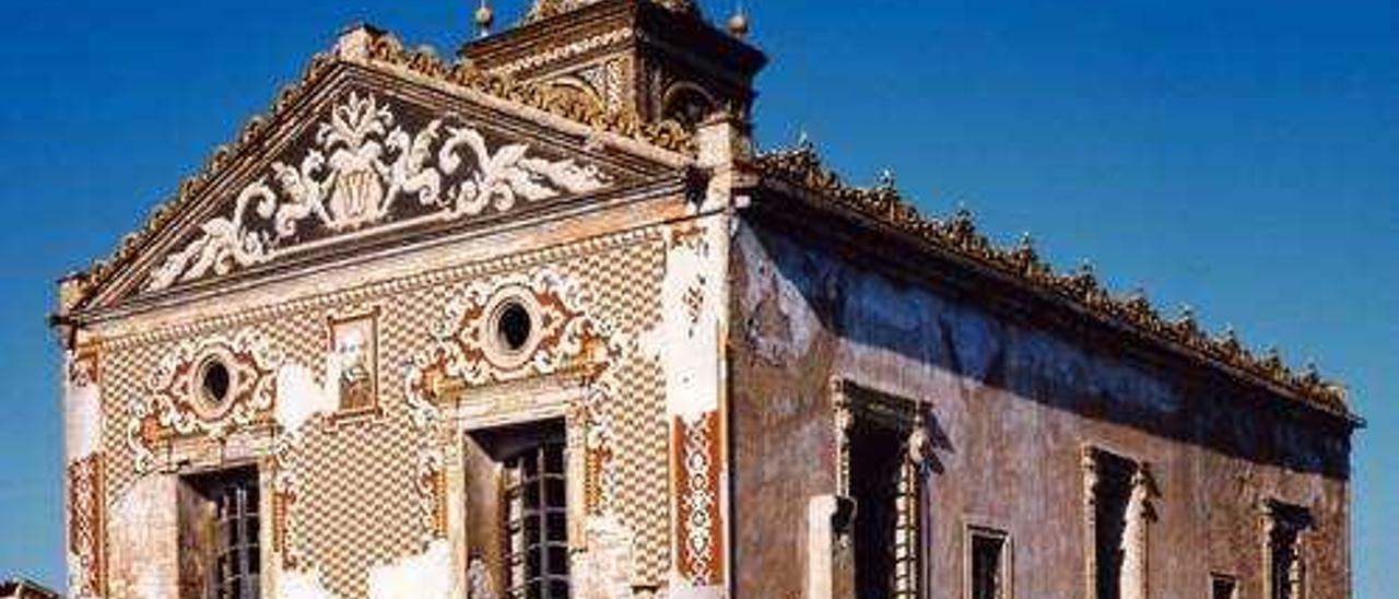 Veinticinco años de la protección  del Palauet de Nolla en Meliana