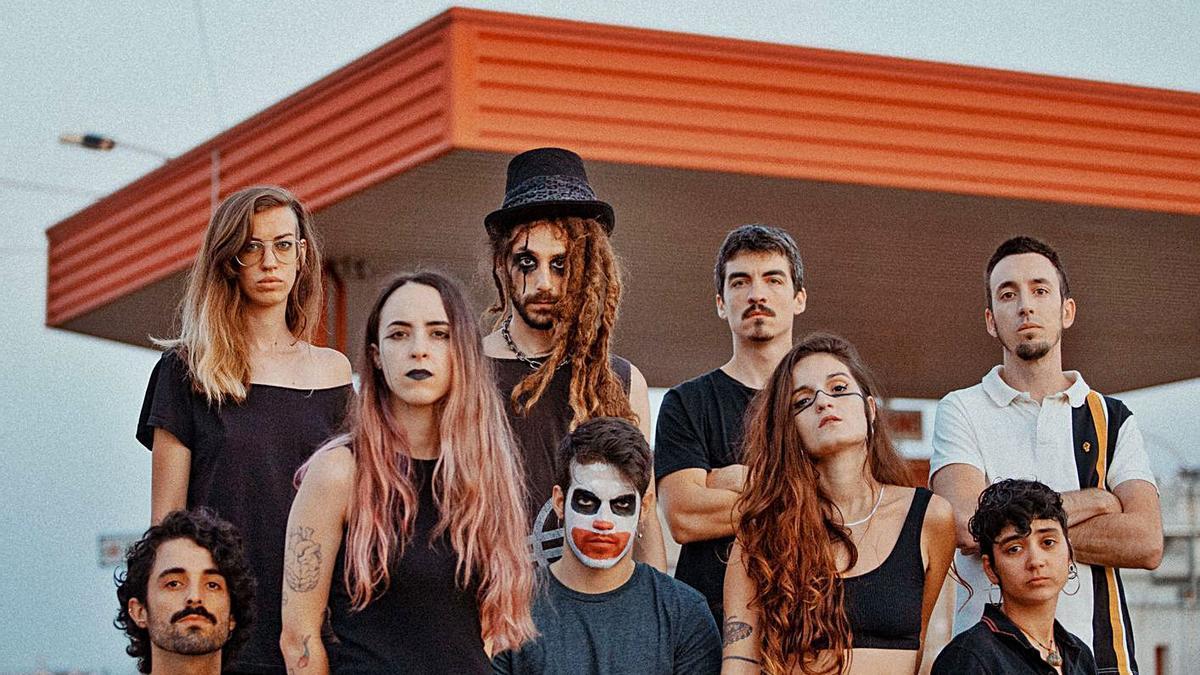 El grup Mafalda actuarà amb Prozak Soup a Ondara el 27 de febrer. | LEVANTE-EMV