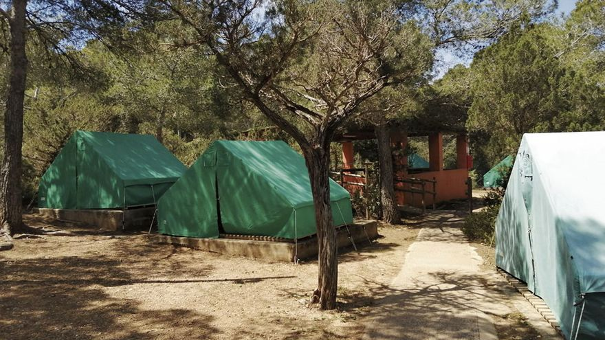 Obertes les inscripcions per als campaments d'estiu de Cala des Jondal