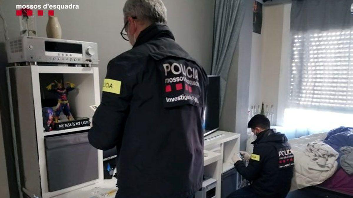 Detenido en Barcelona por abusar de una niña 11 años que conoció en las redes sociales