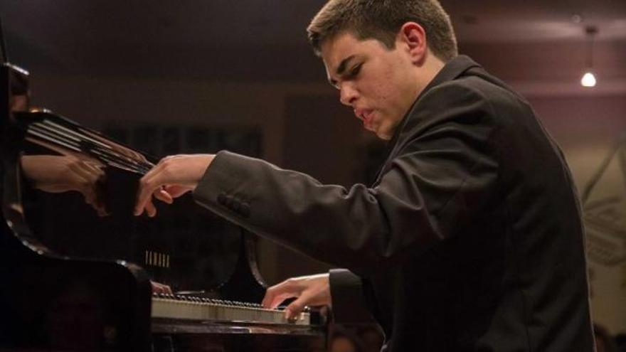 Recital de piano con Beethoven, Schubert y Ravel