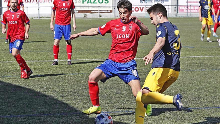 El Fabril iguala sin goles en el campo del Choco y el Silva cae en A Estrada