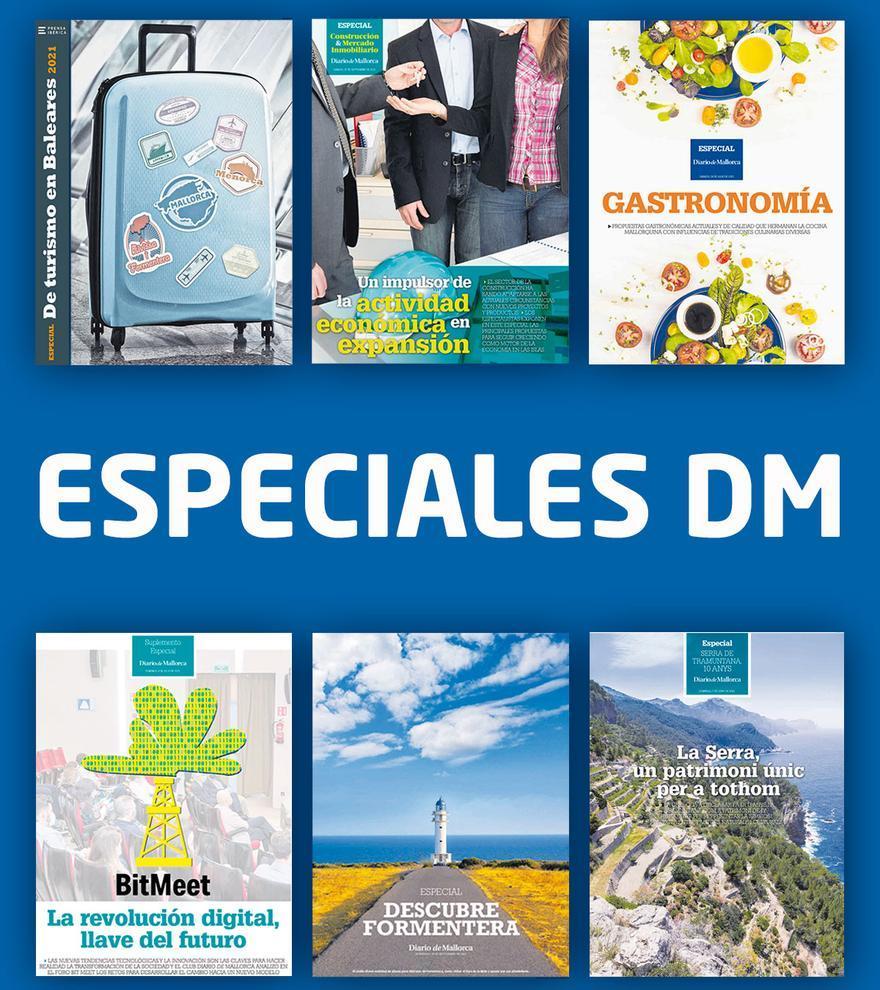 Consulta los suplementos de Diario de Mallorca en edición digital