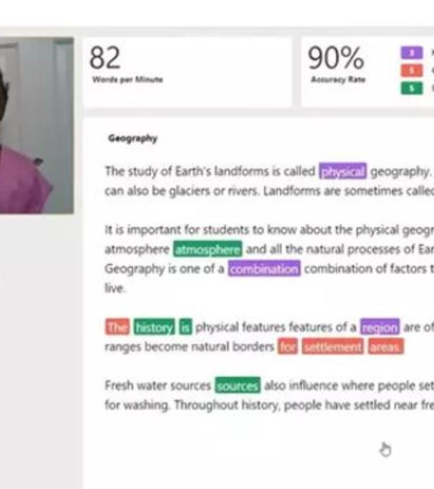 Microsoft Teams ayuda a los estudiantes a leer más fluido con su nueva función