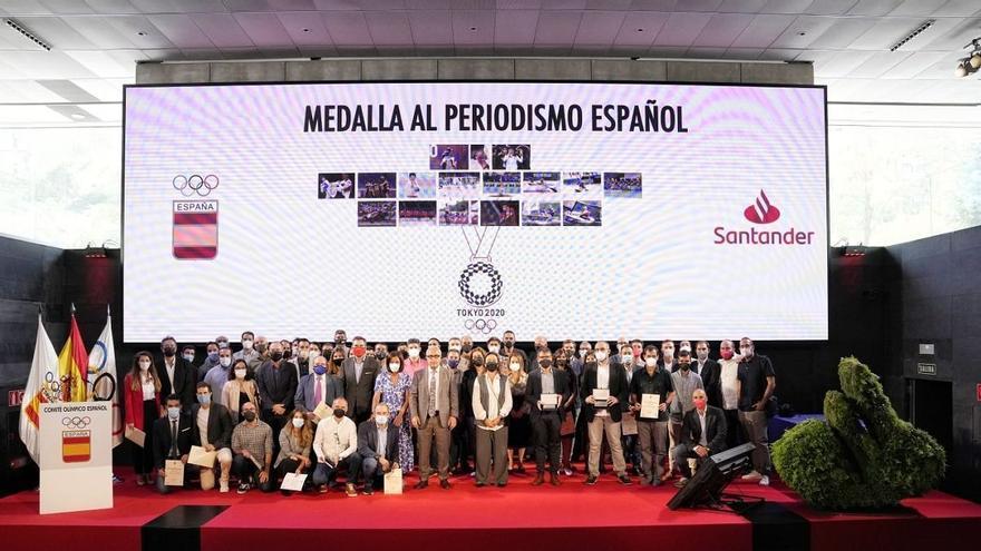 El COE reconoce la labor de La Opinión de Málaga y El Día, diarios de Prensa Ibérica, en los Juegos de Tokio 2020
