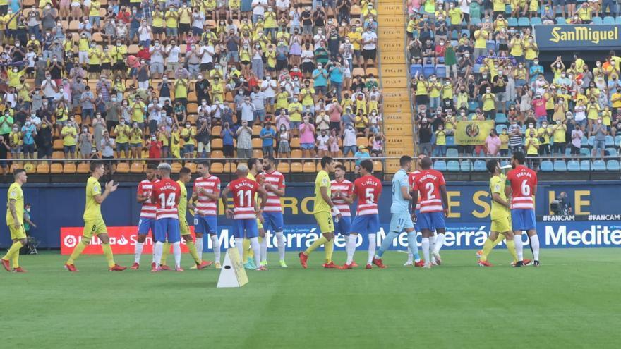El minuto a minuto del estreno del Villarreal en la Liga 2021/2022
