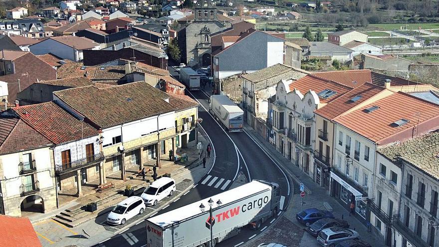 La Zamora Vaciada pide que el dinero de El Prat y Barajas se destine a la A-11