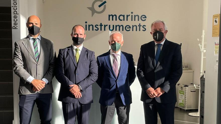 """Marine Instruments puja por hacer la """"app"""" de Pesca para las capturas de la flota de bajura"""